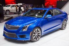 Cadillac ATS-V auto Royalty-vrije Stock Afbeeldingen