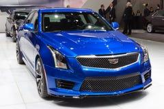 Cadillac ATS-V auto Stock Foto's
