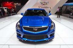 Cadillac ATS-V auto Royalty-vrije Stock Afbeelding