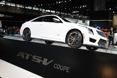 Cadillac ATS-V 2015 Royalty Free Stock Images