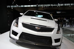 Cadillac ATS-V 2015 Royalty Free Stock Photos