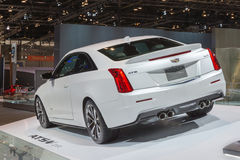 2015 Cadillac ATS-V Stock Photo