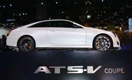 Cadillac ATS-V Coupe zdjęcie royalty free
