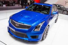 Cadillac ATS-V samochód obrazy royalty free