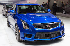 Cadillac ATS-V samochód zdjęcia stock