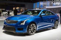 Cadillac ATS V samochód fotografia royalty free