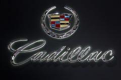 Cadillac-autoembleem Royalty-vrije Stock Afbeelding