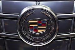 Cadillac-autoembleem Stock Fotografie