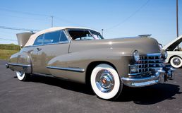 1947 Cadillac Automobile royalty free stock image