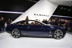 Cadillac begreppsbil Royaltyfri Bild