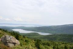 Cadillac-Berg - Acadia-Nationalpark Stockbilder