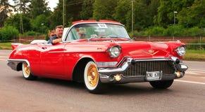 Cadillac Biarritz 1957 Photographie stock libre de droits