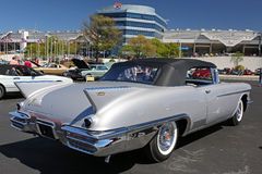 1958 Cadillac Biarritz Fotografia Stock