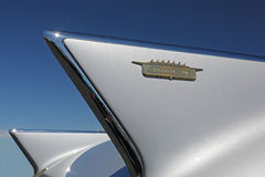 Cadillac 1958 Biarritz Fotografia Stock