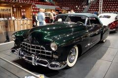 cadillac cabriolet 1948 Royaltyfri Foto