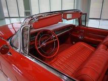 Cadillac Car Interior Stock Images