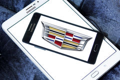 Cadillac car logo Royalty Free Stock Photo