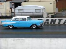 Cadillac clásico Imágenes de archivo libres de regalías