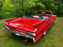 Cadillac Classic American Vintage Cars Royalty Free Stock Photo