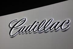 Cadillac Company Logo Royalty Free Stock Image