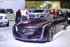 Cadillac concept Ciel Stock Images
