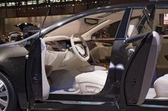 Cadillac concept XTS Royalty Free Stock Photography