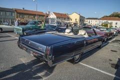 1976 Cadillac-Convertibel Eldorado Achtennegentig Royalty-vrije Stock Afbeeldingen