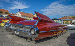 1959 cadillac convertible Stock Photo