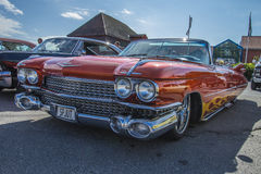 1959 cadillac convertible Royalty Free Stock Images