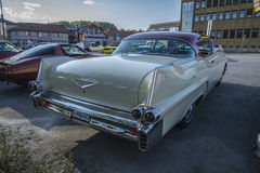 1957 Cadillac-Coupé deVille Royalty-vrije Stock Afbeelding