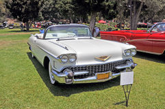 Cadillac-Coupé-Kabriolett 1958 Stockfotos