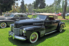Cadillac Coupe μετατρέψιμο Στοκ φωτογραφίες με δικαίωμα ελεύθερης χρήσης