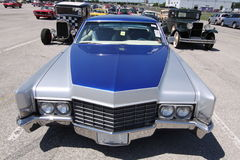 Cadillac coupe de Ville royalty free stock photography
