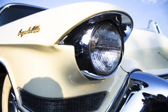 Cadillac coupe de ville Stock Photography