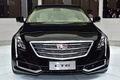 The Cadillac CT6 car Royalty Free Stock Photography