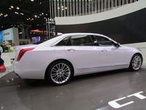 Cadillac CT6 2015 Internationale toont Auto van New York Royalty-vrije Stock Fotografie