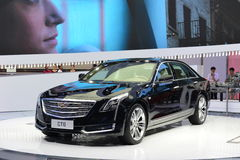 Cadillac CT6 saloon car Stock Images