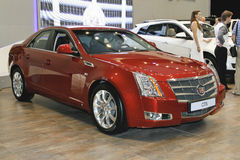 Cadillac CTS Stock Photo