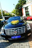 Cadillac CTS Royalty Free Stock Photos