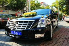 Cadillac CTS Photographie stock