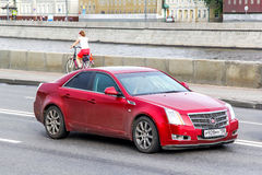 Cadillac CTS stock afbeelding