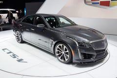 Cadillac CTS-V fotografia de stock royalty free