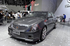 Cadillac CTS-V Stock Photos