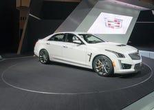 Cadillac 2016 CTS-V Fotografia Stock