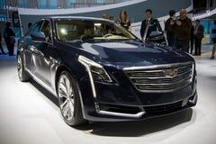 Cadillac CTS-V car Royalty Free Stock Images