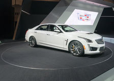 2016 Cadillac CTS-V Stock Photo