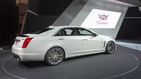 2016 Cadillac CTS-V Stock Images