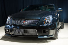 Cadillac CTS-V Coupe Royalty Free Stock Photos