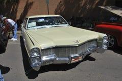 Cadillac de Ville 1967 Stock Images