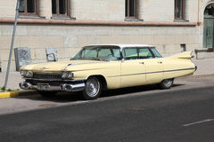 Cadillac DE Ville Royalty-vrije Stock Foto's